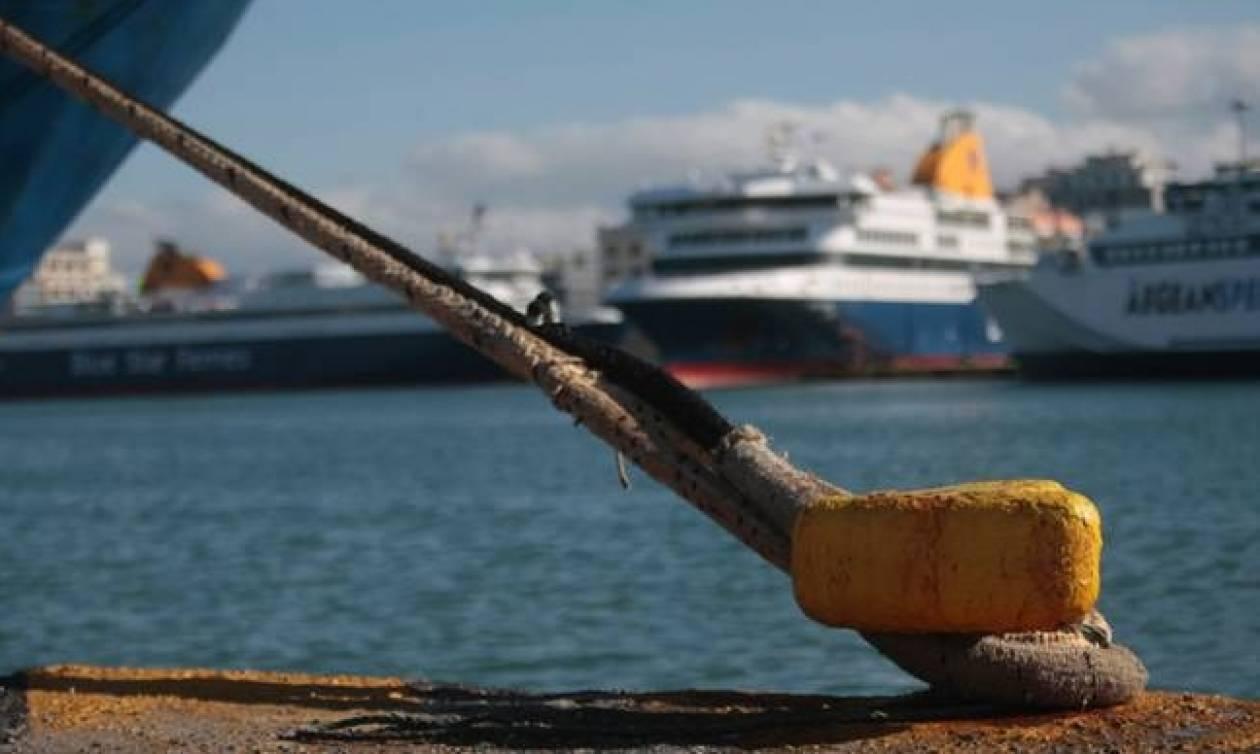 Απεργία ΠΝΟ  Χωρίς πλοία την Τρίτη και την Τετάρτη η χώρα ... 78f8c1e6ad9