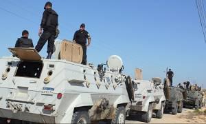 Αίγυπτος: Τρομοκρατική κρυψώνα στο κεντρικό Σινά «ξεσκέπασαν» οι ένοπλες δυνάμεις