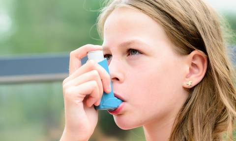 Το παιδί μου πάσχει από άσθμα - Τι κάνω;