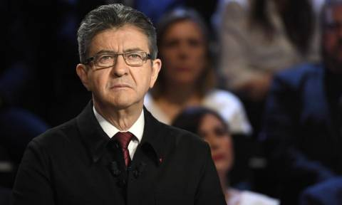 Εκλογές Γαλλία - Μελανσόν: Στόχος μου μια «συγκατοίκηση» με τον Μακρόν