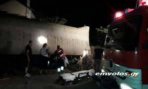 Εκτροχιασμός τρένου Θεσσαλονίκη: Πληροφορίες για 10 τραυματίες