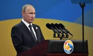 Ο Βλαντίμιρ Πούτιν προειδοποιεί: Ο προστατευτισμός γίνεται «κανόνας» σε διεθνές επίπεδο