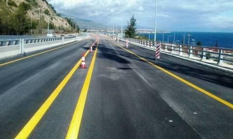 Προσοχή: Κυκλοφοριακές ρυθμήσεις στην Αθηνών Πατρών