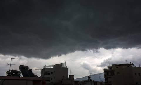 Καιρός: «Βόμβα» Καλλιάνου - Ραγδαία επιδείνωση του καιρού με καταιγίδες και πτώση της θερμοκρασίας