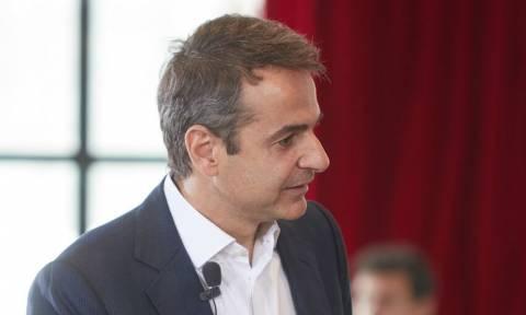 Στο Λονδίνο ο Μητσοτάκης: Χρειαζόμαστε επενδύσεις για να γυρίσουν οι Έλληνες στην πατρίδα