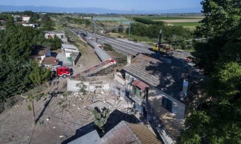 Εκτροχιασμός τρένου στη Θεσσαλονίκη: Ποια η κατάσταση των τραυματιών