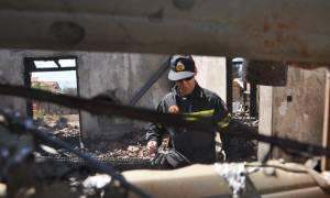Φωτιά στους Αγίους Θεοδώρους: Συνελήφθη ο εμπρηστής