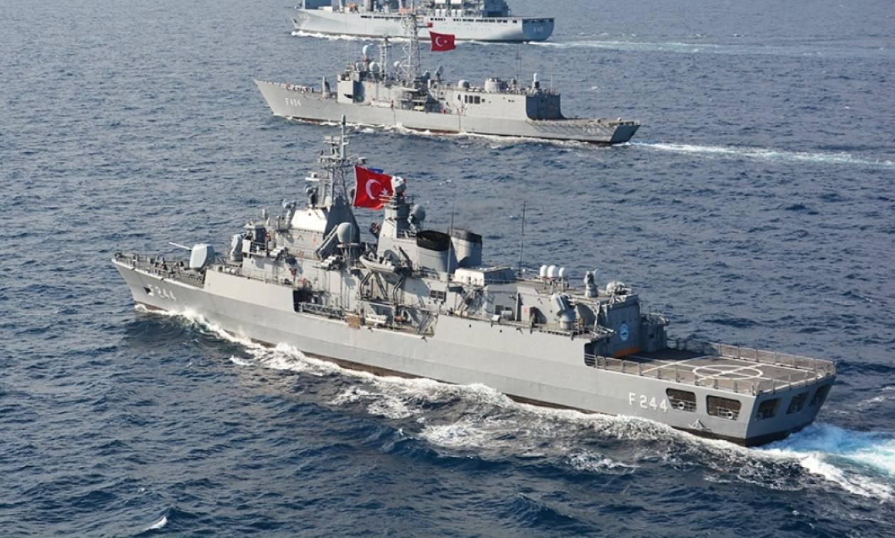 Δραματικές εξελίξεις στο Αιγαίο: Τουρκικές πυραυλάκατοι στο Αγαθονήσι (vid)