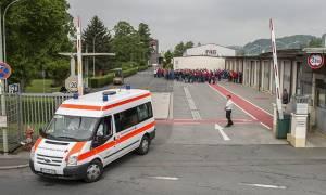 Γερμανία: Tραυματίες από έκρηξη σε εργοστάσιο στη Βαυαρία