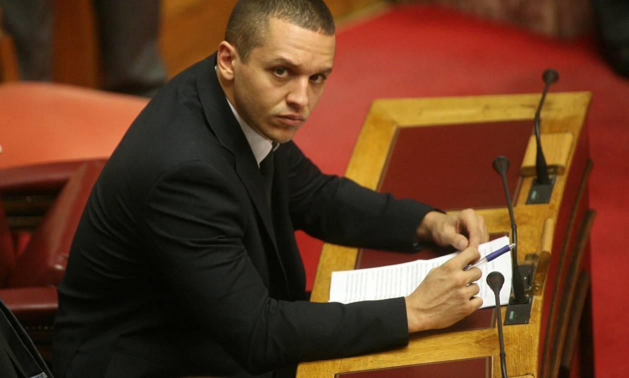 Ποινές σε Κασιδιάρη από την  Διάσκεψη Προέδρων της Βουλής