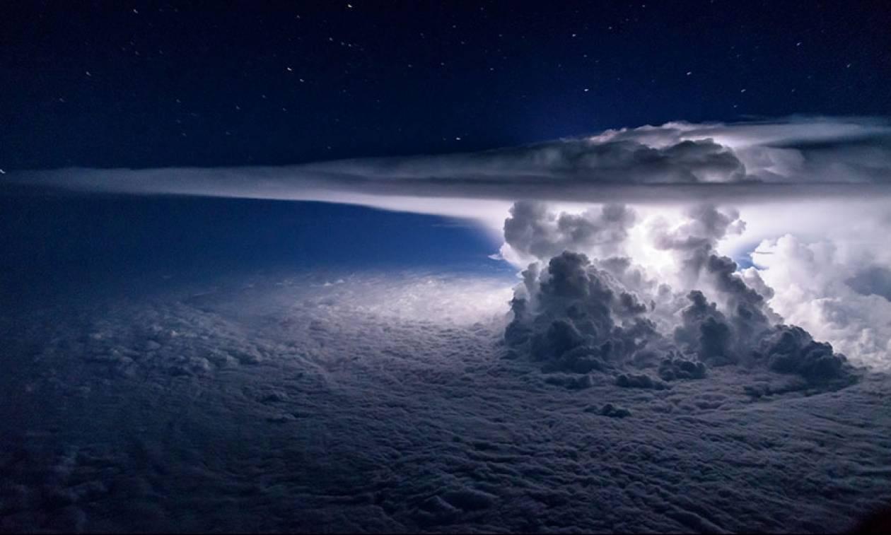 Μέσα από τα μάτια ενός πιλότου: Σπάνιες φωτογραφίες της Γης από ψηλά που σίγουρα δεν έχετε ξαναδεί