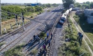 Εκτροχιασμός τρένου στη Θεσσαλονίκη - Δριμύ «κατηγορώ» των μηχανοδηγών: «Οδηγούμε στα τυφλά»