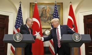 «Ράπισμα» Τραμπ στον Ερντογάν: Τον… γείωσε όταν ζήτησε την έκδοση του Γκιουλέν