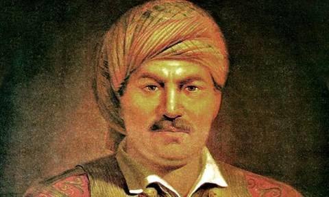 Σαν σήμερα το 1828 πέφτει νεκρός ο αγωνιστής της Ελληνικής Επανάστασης Χατζημιχάλης Νταλιάνης