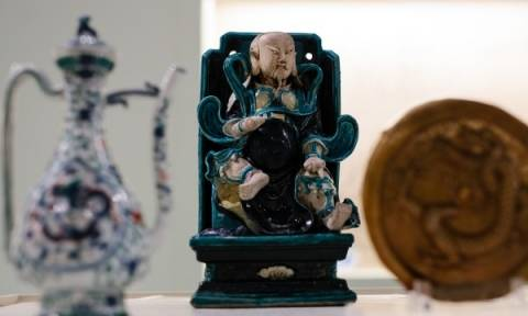 Κίνα: Περίπου 900 εκατ. άτομα επισκέπτονται κάθε χρόνο τα κινεζικά μουσεία!