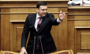 Πολυνομοσχέδιο - Κικίλιας: Πήρατε την εξουσία για να φέρατε 14,2 δισ. επώδυνα μέτρα
