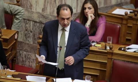 Ειρωνείες Σπίρτζη στη Βουλή: Η ΝΔ συμμάχησε με το διάβολο