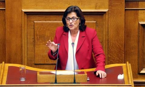 Βουλή: Καβγάς για τις αναφορές Φωτίου περί «πορφυρογέννητων των κολλεγίων»