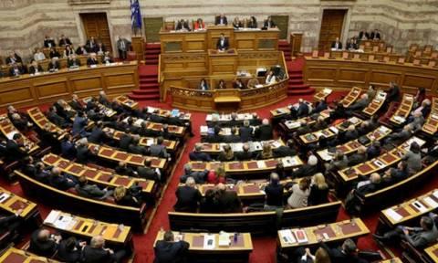Βουλή: Ονομαστική ψηφοφορία ζήτησαν βουλευτές του ΣΥΡΙΖΑ