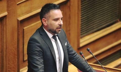 Κριτική Κατσιαντώνη στην κυβέρνηση για τις σήραγγες στα Τέμπη: Το γεφύρι της Άρτας εν έτει 2017