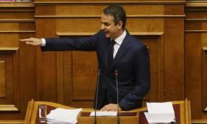 Μητσοτάκης εναντίον Τσίπρα: Eίσαι τζάμπα μάγκας - Δεν έχεις πει ούτε μια συγγνώμη για τα ψέματά σου!