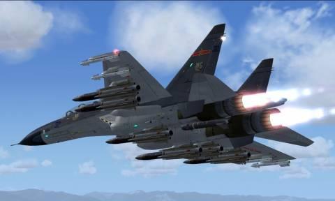 Σε τεταμένο κλίμα: Κινεζικά μαχητικά αναχαίτισαν αμερικανικό αεροσκάφος