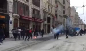Final 4: Μαχαιρώθηκε οπαδός του Ολυμπιακού στην Κωνσταντινούπολη - Άγρια επεισόδια