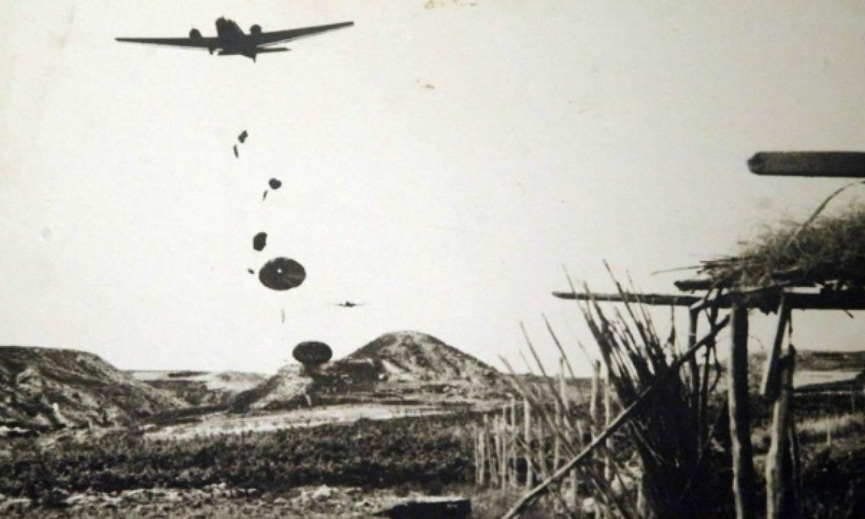 Ηράκλειο: Εκδηλώσεις μνήμης για τα 76 χρόνια από τη Μάχη της Κρήτης