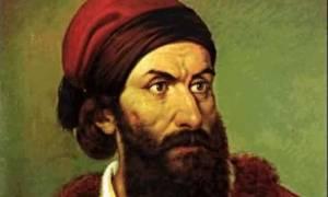 Σαν σήμερα το 1825 πέθανε ο Παπαφλέσσας, μία από της ηρωικές μορφές της Ελληνικής Επανάστασης