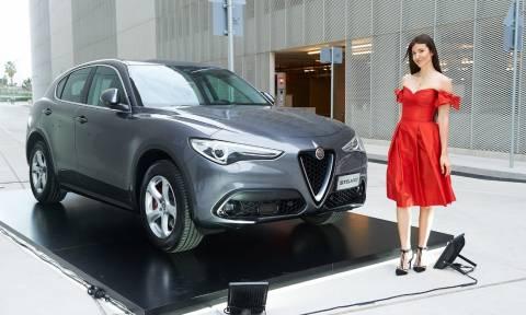 Η Alfa Romeo Σφακιανάκης στην επίσημη παρουσίαση της συλλογής «Celia Kritharioti Haute Couture SS17»