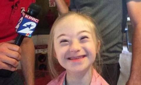 Απίστευτη φωτογραφία: 7χρονος απαθανάτισε τον «φύλακα-άγγελό του»! (pic)