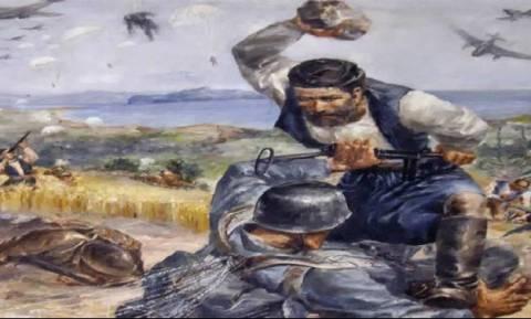 Εβδομηνταέξι χρόνια από την Μάχη της Κρήτης που «γράφτηκε» στην στρατιωτική ιστορία!