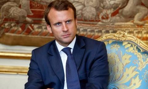 Με τον Ιταλό πρωθυπουργό συναντάται την Κυριακή ο Εμανουέλ Μακρόν