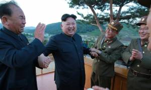 «Φωτιά» στην παγκόσμια «σκακιέρα» βάζει ο Κιμ Γιονγκ Ουν – Εκτόξευσε νέο πύραυλο