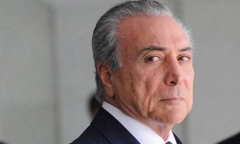 Βραζιλία - Τεμέρ: «Δεν παραιτούμαι, διώξτε με αν θέλετε»