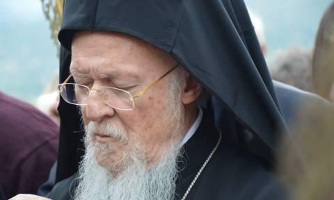 Τα δάκρυα του Οικουμενικού Πατριάρχη για την Ίμβρο