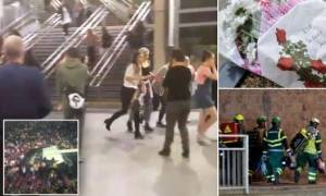 Έκρηξη Manchester: Τουλάχιστον 12 παιδιά μεταξύ των τραυματιών