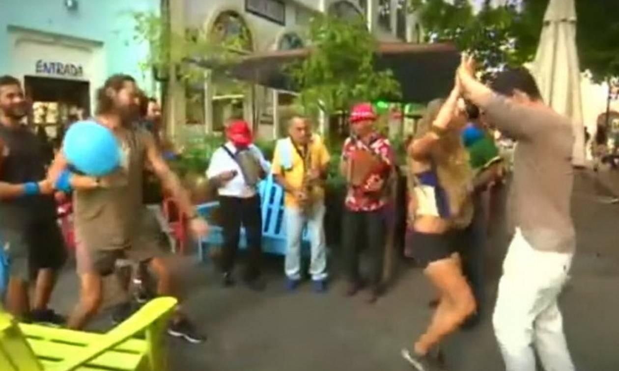 Survivor: Βόλτα με τον Σάκη Ρουβά στον Άγιο Δομίνικο - Δείτε το trailer της Τετάρτης (vid)