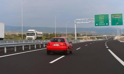 Κυκλοφοριακές ρυθμίσεις σε τμήμα του αυτοκινητοδρόμου Κορίνθου - Πατρών