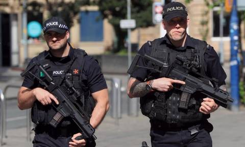 Έκρηξη Manchester: Ελεύθερη η γυναίκα που είχε συλληφθεί