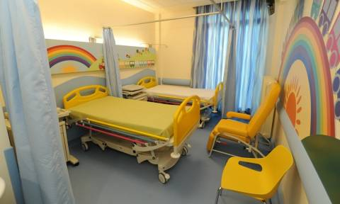Ο ΟΠΑΠ αλλάζει την εικόνα των δύο νοσοκομείων παίδων - Δείτε το βίντεο από τη «μεταμόρφωση»