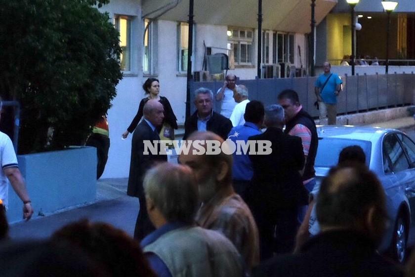 Έκτακτο: Έκρηξη σε αυτοκίνητο που επέβαινε ο Λουκάς Παπαδήμος