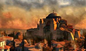 Η Πόλις Εάλω: Η «μαύρη» επέτειος της κατάληψης της Κωνσταντινούπολης από τους Τούρκους (vid+pics)
