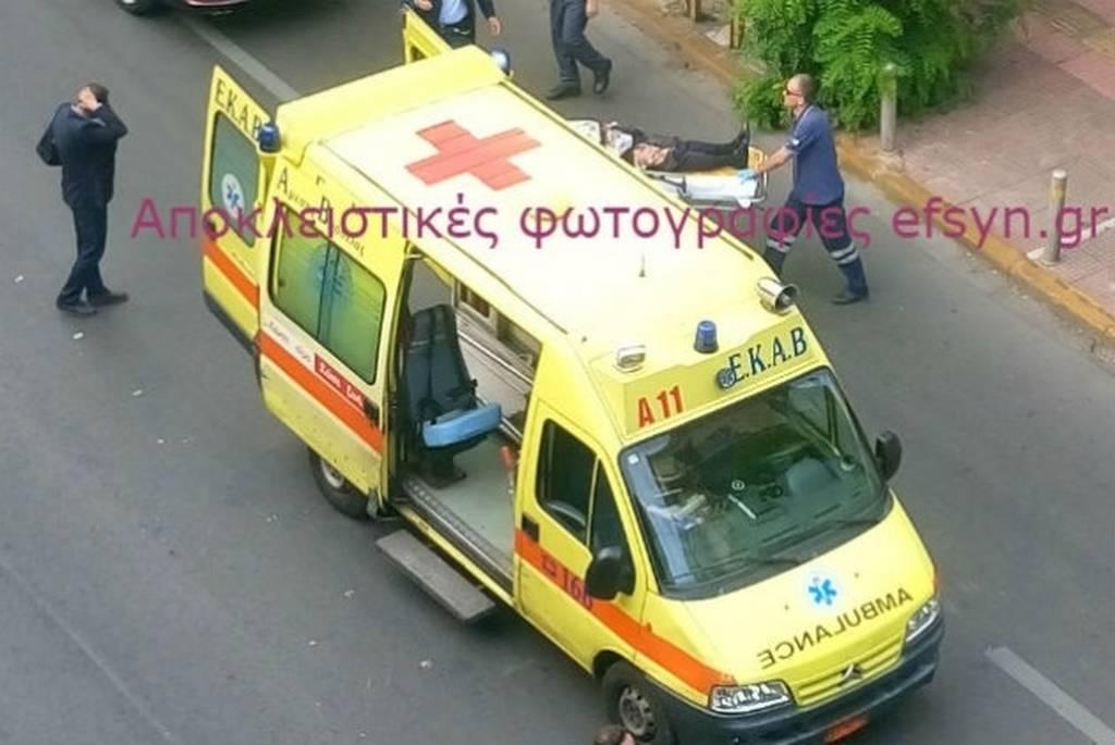 Λουκάς Παπαδήμος: Φωτογραφία-ντοκουμέντο με τον πρώην πρωθυπουργό τραυματισμένο