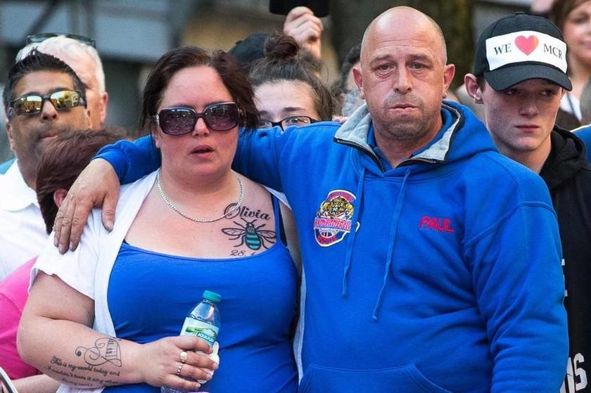 Επίθεση Μάντσεστερ: Συγκλονίζει η μητέρα που έκανε τατουάζ για τη νεκρή κόρη της (pics)