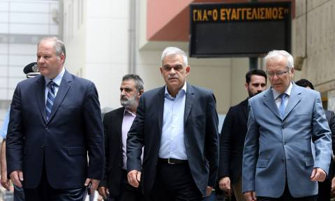 Λουκάς Παπαδήμος - Παραδοχή Τόσκα: Υπήρξε κενό ασφαλείας με την αλληλογραφία του πρώην πρωθυπουργού