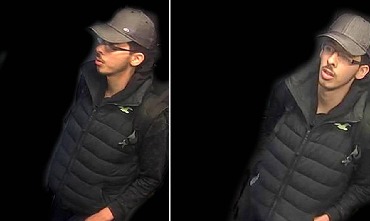 Φωτογραφίες ντοκουμέντο: Ο βομβιστής αυτοκτονίας λίγα λεπτά πριν σκορπίσει το θάνατο στο Μάντσεστερ