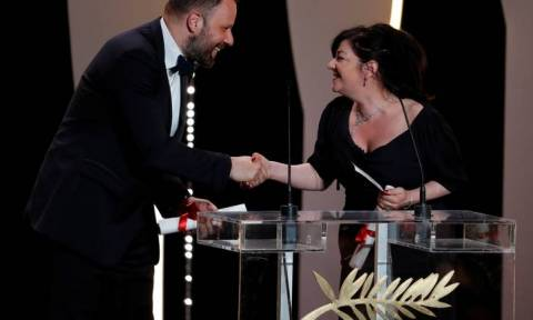 Κάννες 2017  Σε Λάνθιμο και Φιλίππου το Βραβείο Σεναρίου του Φεστιβάλ 5a126781a90