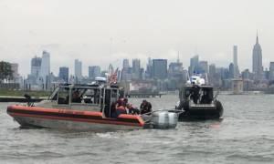 ΗΠΑ: Αλεξιπτωτιστής σκοτώθηκε σε επίδειξη στο λιμάνι της Νέας Υόρκης