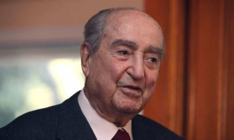 Κωνσταντίνος Μητσοτάκης: Θα κηδευτεί στην Αθήνα και θα ταφεί στα Χανιά